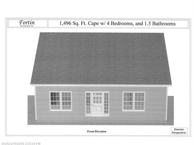 681 Old Greene Rd Lot 5, Lewiston, ME 04240 (MLS #1338654) :: DuBois Realty Group