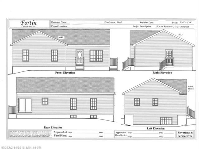 673 Old Greene Road Lot 7, Lewiston, ME 04240 (MLS #1338691) :: DuBois Realty Group