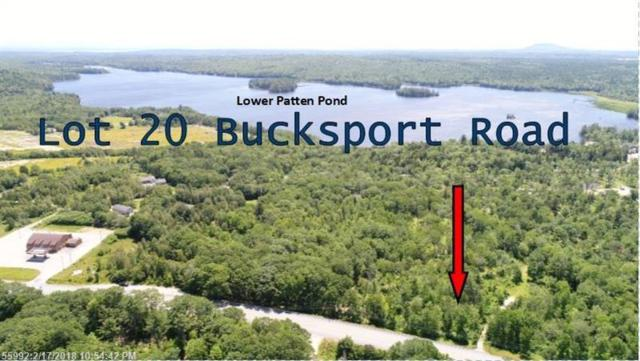 Lot 20 Bucksport Rd, Ellsworth, ME 04605 (MLS #1338928) :: Acadia Realty Group