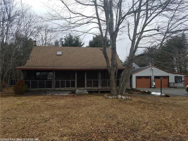 1325 Bucksport Rd, Ellsworth, ME 04605 (MLS #1345082) :: Acadia Realty Group