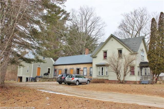 518 Main St, Oxford, ME 04270 (MLS #1345113) :: DuBois Realty Group