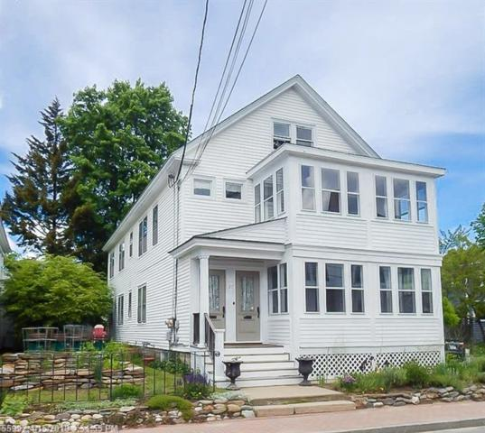27 School St, Brunswick, ME 04011 (MLS #1345247) :: DuBois Realty Group