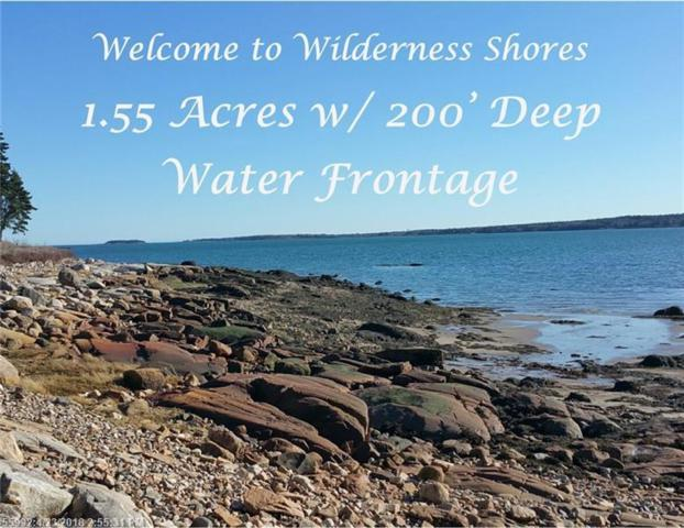 1 Wilderness Shores Rd, Steuben, ME 04680 (MLS #1346499) :: Acadia Realty Group