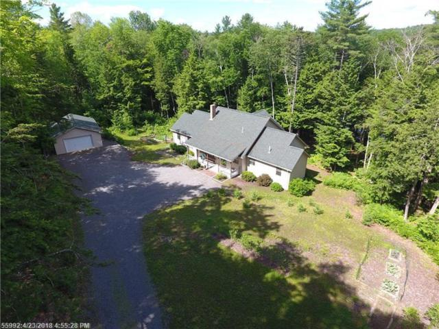 16 Loon Cove Rd, Vienna, ME 04360 (MLS #1346565) :: DuBois Realty Group