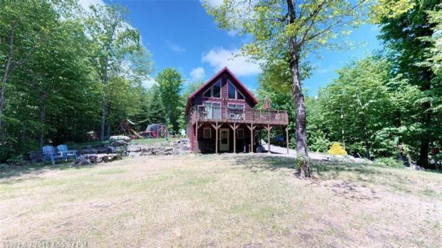 81 Chase Brook Dr, Alexander, ME 04694 (MLS #1353761) :: DuBois Realty Group