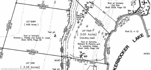 Lot 8 North Shore Rd, Boothbay, ME 04537 (MLS #1357560) :: DuBois Realty Group