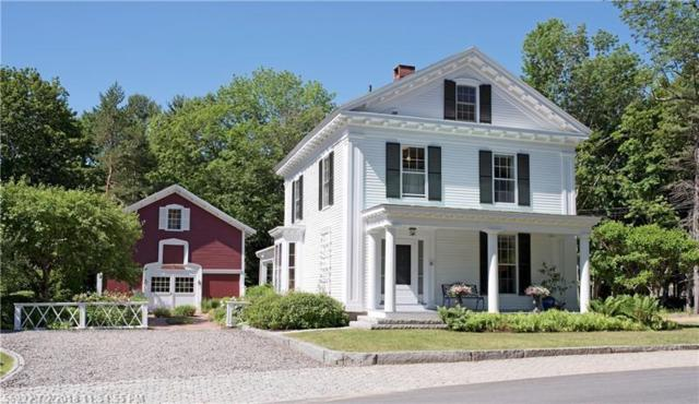 6 Park St, Freeport, ME 04078 (MLS #1358456) :: DuBois Realty Group