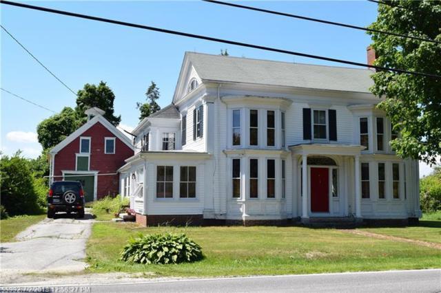 1454 Harpswell Neck Rd, Harpswell, ME 04079 (MLS #1358631) :: Herg Group Maine