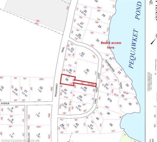 Lot #11 Lake View Loop, Brownfield, ME 04010 (MLS #1359084) :: DuBois Realty Group