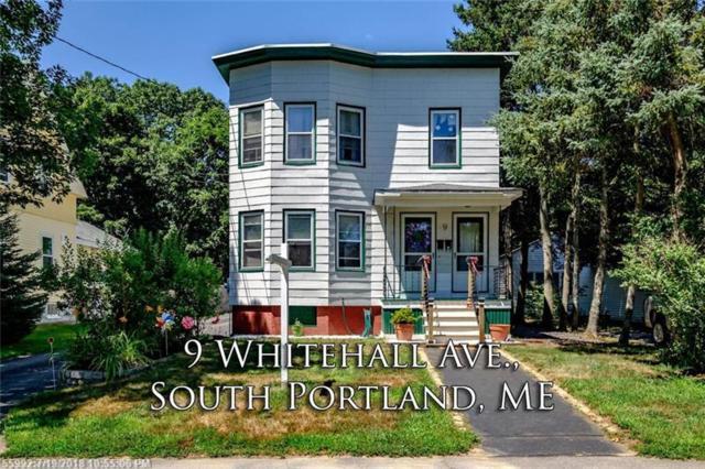 9 Whitehall Ave, South Portland, ME 04106 (MLS #1359402) :: Herg Group Maine
