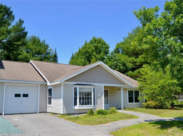15 Chickadee Dr 15, Brunswick, ME 04011 (MLS #1361945) :: DuBois Realty Group