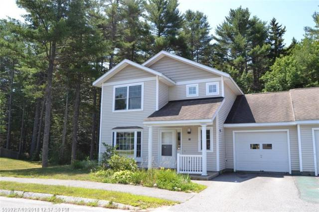 16 Beaver Pond Rd 16, Brunswick, ME 04011 (MLS #1362011) :: DuBois Realty Group