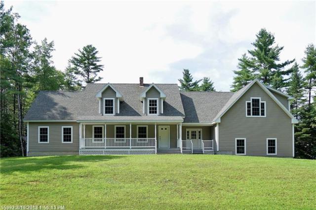 6 Cedar Pond Rd, Durham, ME 04222 (MLS #1365848) :: DuBois Realty Group