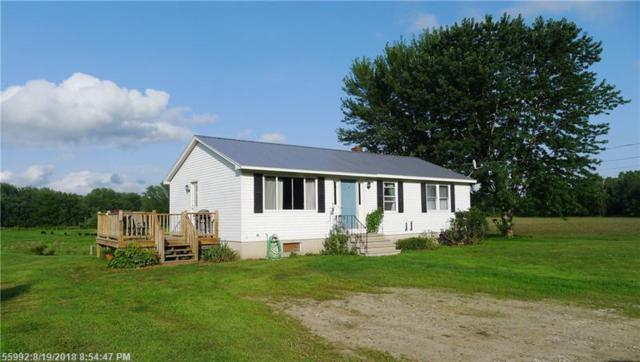 854 Boothby Rd, Livermore, ME 04253 (MLS #1365887) :: DuBois Realty Group