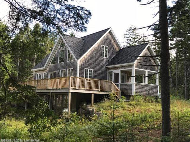 126 Holway Point Rd, Machias, ME 04654 (MLS #1366740) :: Herg Group Maine