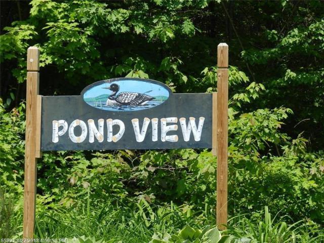 0 Pond View (Lot#30) Ests, Otisfield, ME 04270 (MLS #1367325) :: DuBois Realty Group