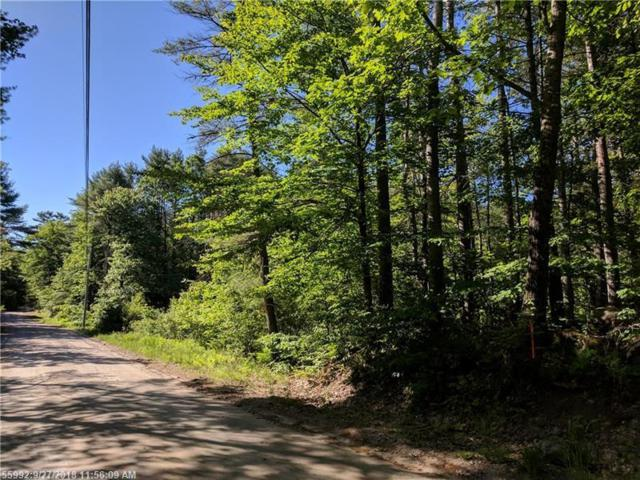 Portion M8 L22a Cushing Rd, Durham, ME 04222 (MLS #1371891) :: DuBois Realty Group