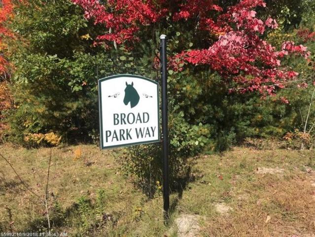 1 Broad Park Way, Gray, ME 04039 (MLS #1372960) :: DuBois Realty Group