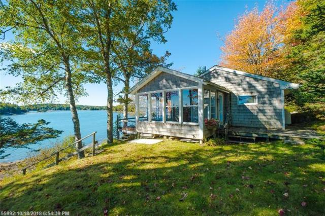 18 Dyer Point Rd, Owls Head, ME 04854 (MLS #1373009) :: DuBois Realty Group