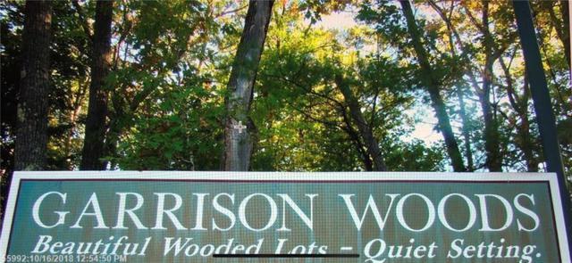 Lot #9 Garrison Woods Dr, Gray, ME 04039 (MLS #1373897) :: DuBois Realty Group