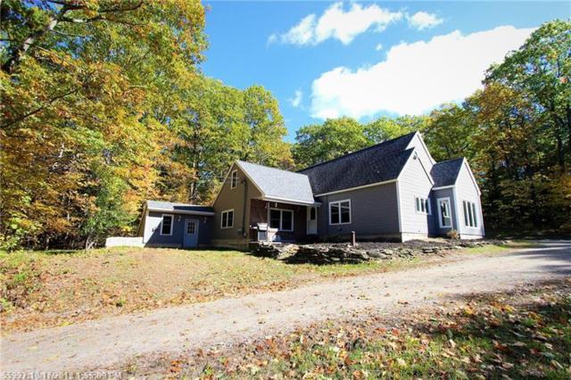353 General Turner Hill Rd, Turner, ME 04272 (MLS #1374105) :: DuBois Realty Group