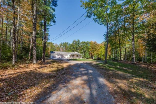 146 Rowe Station Rd, New Gloucester, ME 04260 (MLS #1374119) :: DuBois Realty Group