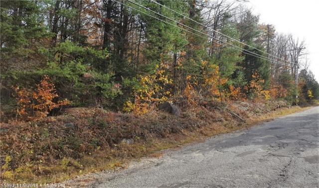 TBD Howe Hill, Greenwood, ME 04255 (MLS #1375979) :: Herg Group Maine