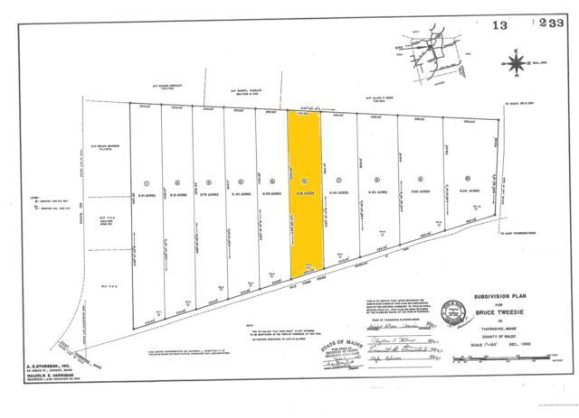 Lot 6 Hamm Road, Thorndike, ME 04986 (MLS #1409038) :: Your Real Estate Team at Keller Williams