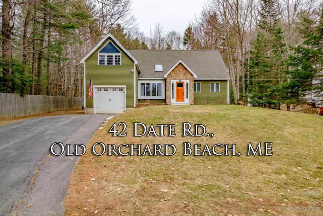 42 Date Street, Old Orchard Beach, ME 04064 (MLS #1410205) :: Your Real Estate Team at Keller Williams