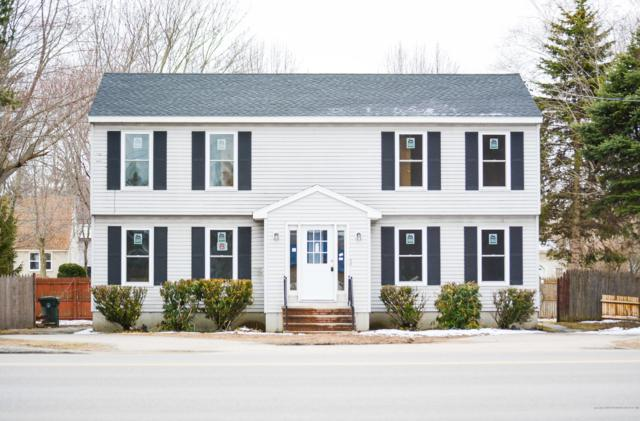 3 Industrial Park Road, Saco, ME 04072 (MLS #1410818) :: Your Real Estate Team at Keller Williams