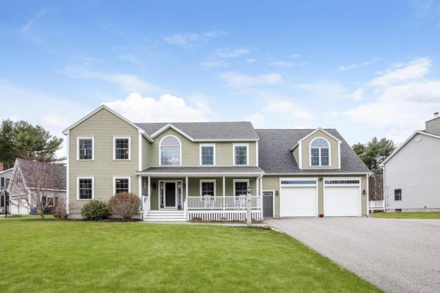 32 Quail Run, Kennebunk, ME 04043 (MLS #1410886) :: Your Real Estate Team at Keller Williams