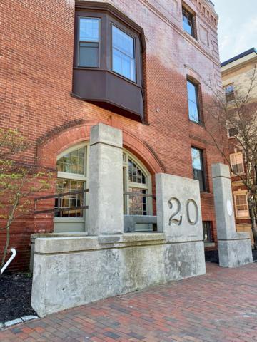 20 West Street #23, Portland, ME 04102 (MLS #1414004) :: Your Real Estate Team at Keller Williams
