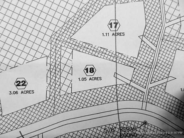 Lot 18 Moose Ridge Road, Dallas Plt, ME 04970 (MLS #1417702) :: Your Real Estate Team at Keller Williams