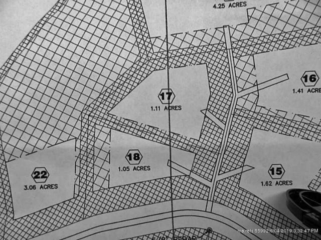 Lot 17 Moose Ridge Road, Dallas Plt, ME 04970 (MLS #1417954) :: Your Real Estate Team at Keller Williams