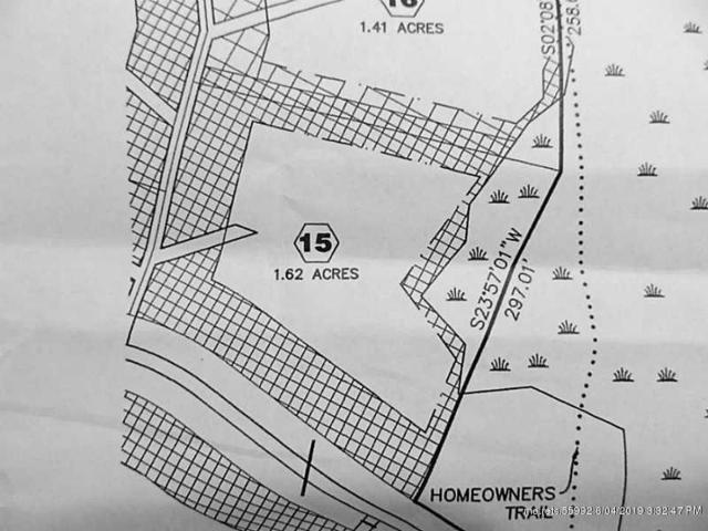 Lot 15 Moose Ridge Road, Dallas Plt, ME 04970 (MLS #1417959) :: Your Real Estate Team at Keller Williams
