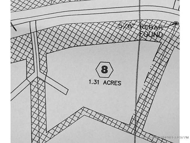 Lot 8 Moose Ridge Road, Dallas Plt, ME 04970 (MLS #1417966) :: Your Real Estate Team at Keller Williams