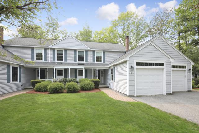 49 Stratford Place #49, Kennebunk, ME 04043 (MLS #1419916) :: Your Real Estate Team at Keller Williams