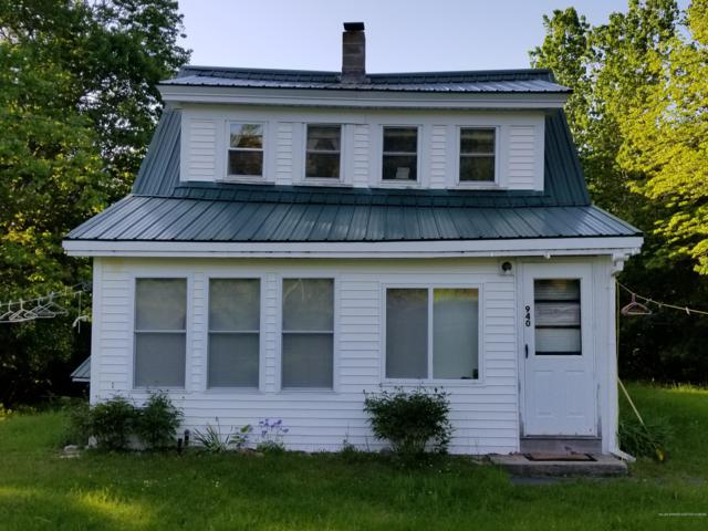 940 Acadia Highway, Orland, ME 04472 (MLS #1420023) :: Your Real Estate Team at Keller Williams