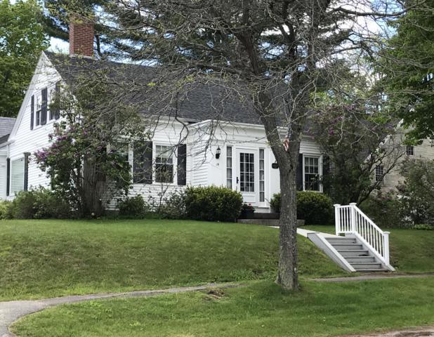 19 Knox Street, Thomaston, ME 04861 (MLS #1420024) :: Your Real Estate Team at Keller Williams