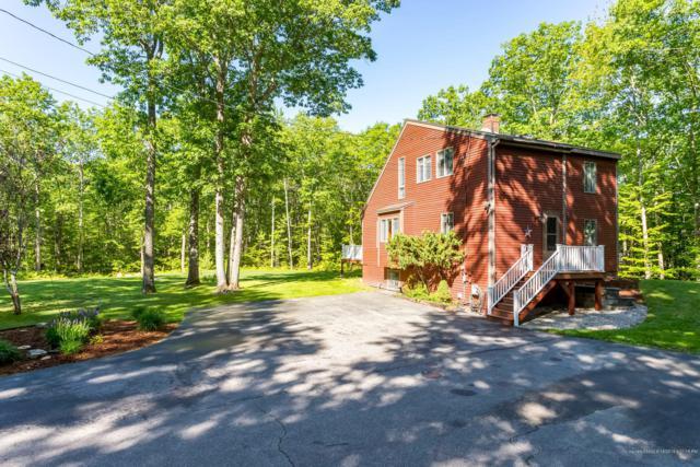 292 Clarks Woods Road, Lyman, ME 04002 (MLS #1420521) :: Your Real Estate Team at Keller Williams
