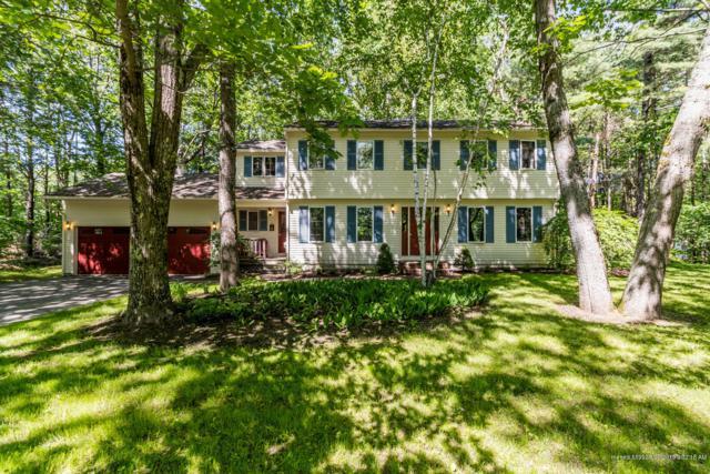 8 Country Woods Road, Saco, ME 04072 (MLS #1420820) :: Your Real Estate Team at Keller Williams