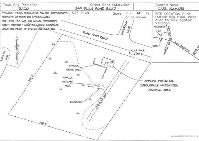 342 Flag Pond Road, Saco, ME 04072 (MLS #1421134) :: Your Real Estate Team at Keller Williams
