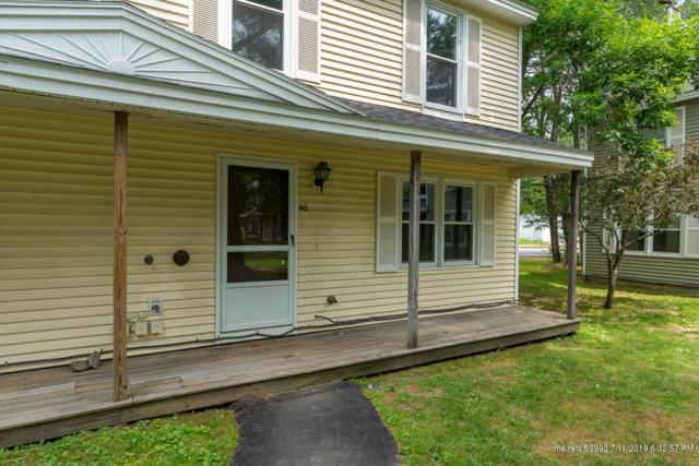 40 Pine Hill Drive #40, Bath, ME 04530 (MLS #1424219) :: Your Real Estate Team at Keller Williams
