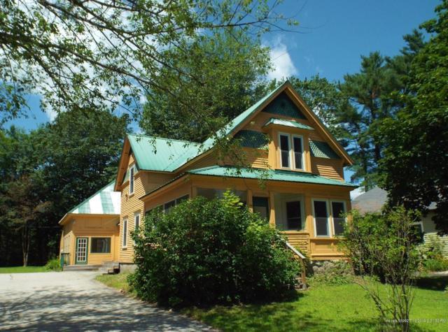 55 Portland Road, Bridgton, ME 04009 (MLS #1424922) :: Your Real Estate Team at Keller Williams