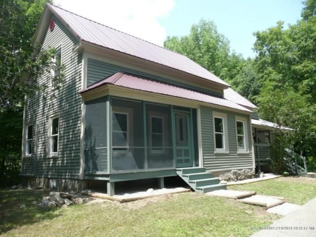 198 Pond Road, Bridgton, ME 04009 (MLS #1425467) :: Your Real Estate Team at Keller Williams
