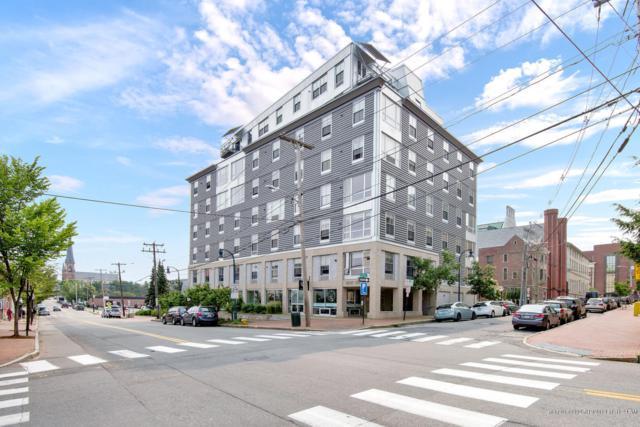 21 Chestnut Street #503, Portland, ME 04101 (MLS #1425494) :: Your Real Estate Team at Keller Williams