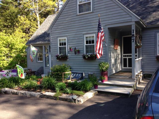187 Cape Rosier Road, Brooksville, ME 04642 (MLS #1425522) :: Your Real Estate Team at Keller Williams