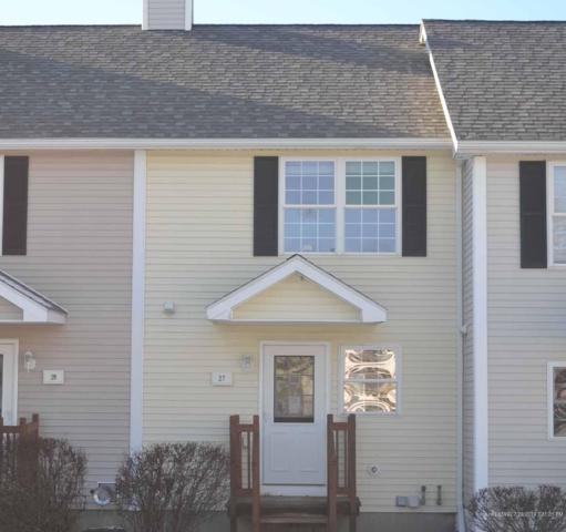 27 River Village Drive #27, Milford, ME 04461 (MLS #1426951) :: Your Real Estate Team at Keller Williams