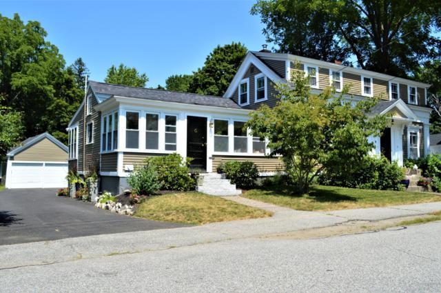 6 Mechanic Street, Kennebunk, ME 04043 (MLS #1428135) :: Your Real Estate Team at Keller Williams