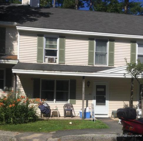 22 Pine Hill Drive #22, Bath, ME 04530 (MLS #1428263) :: Your Real Estate Team at Keller Williams